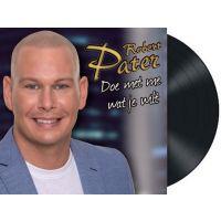 Robert Pater - Doe Met Me Wat Je Wilt - Vinyl Single