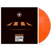 Rowwen Heze - Onderaan Beginne - Orange Vinyl - LP
