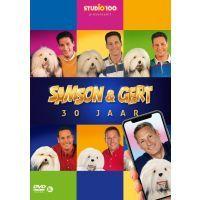 Samson & Gert - 30 Jaar - DVD