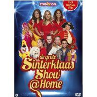De Grote Sinterklaas Show @Home - DVD