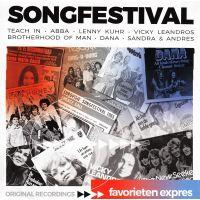 Songfestival - Favorieten Expres - CD