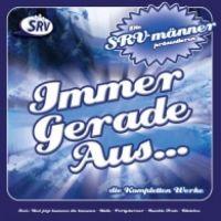 Die SRV-manner Prasentieren - Immer Gerade Aus - CD