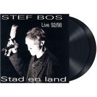 Stef Bos - Stad & Land Live - 2LP