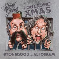 Stonegood Feat. Ali Osram - Lonesome XMas - CD Single