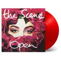 The Scene - Open - Rood Vinyl - LP