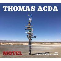 Thomas Acda - Motel - CD