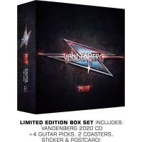 Vandenberg - 2020 - Limited Boxset - CD