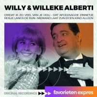 Willy & Willeke Alberti - Favorieten Expres - CD