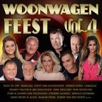Woonwagen Feest - Volume 4 - CD