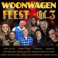 Woonwagen Feest - Volume 3 - CD