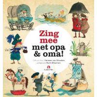 Karin Bloemen - Zing Mee Met Opa & Oma! - CD