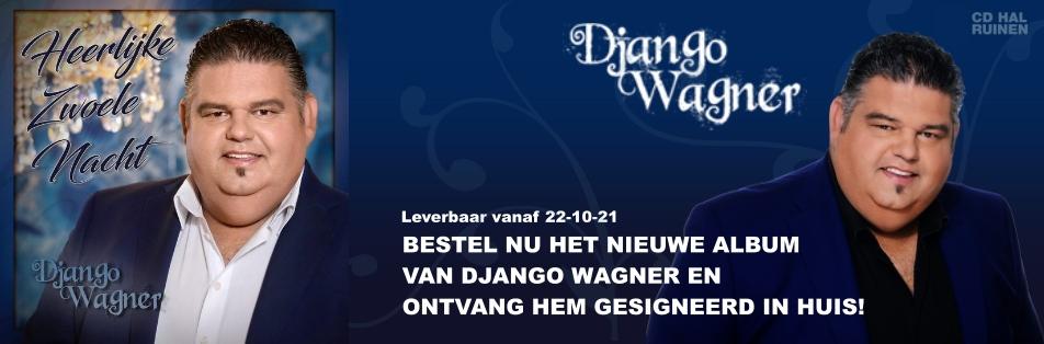 Django Wanger - Heerlijke Zwoele Nacht