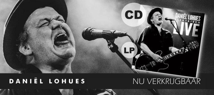 Daniel Lohues - Electrisch Live