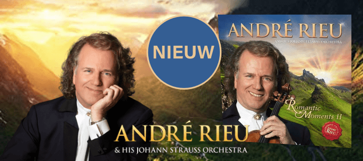 Andre Rieu - Romantic Moments II