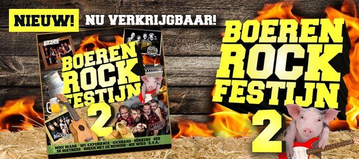 Boerenrock Festijn Deel 2