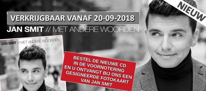 Jan Smit // Met andere woorden