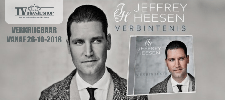 Jeffrey Heesen - Verbintenis - CD