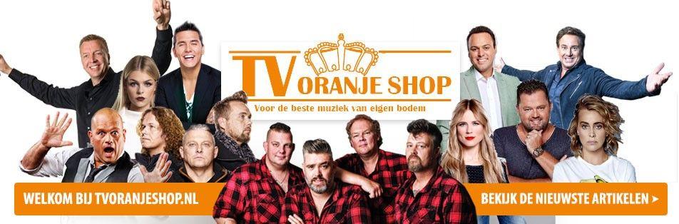 Welkom bij TV Oranje Shop